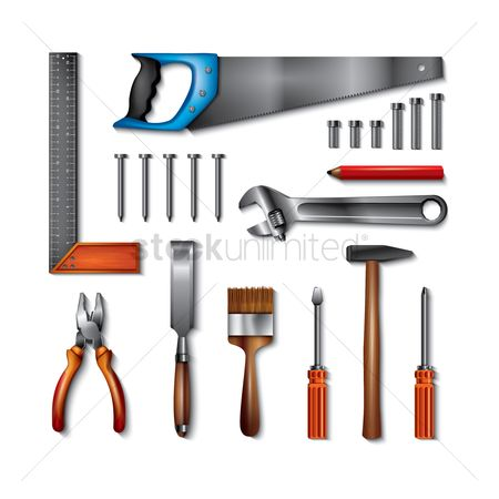 Screwdrivers : Tool set