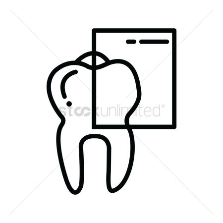 Xray : Tooth x-ray