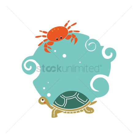 Claws : Tortoise and crab icon