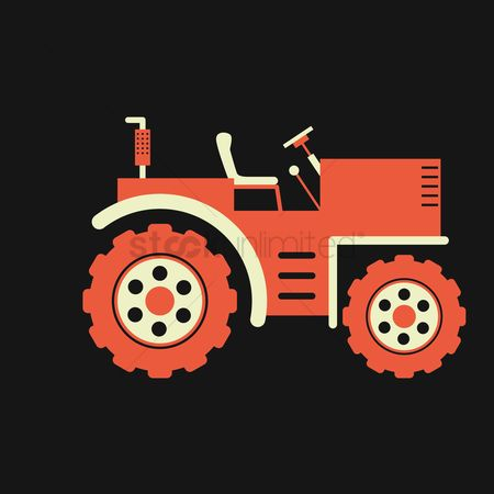 Tyre : Tractor