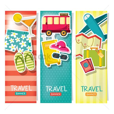 Touring : Travel banners