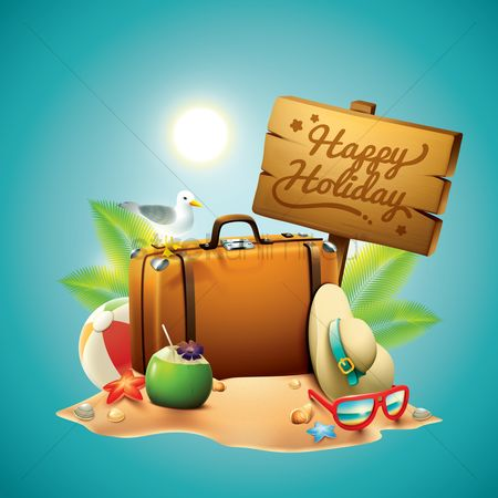 Holiday : Travel concept