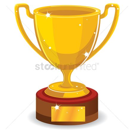 Achievement : Trophy cup
