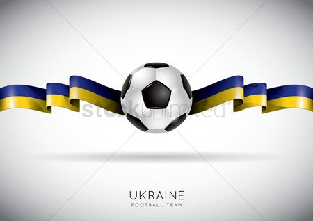 Ukraine : Ukraine football team design