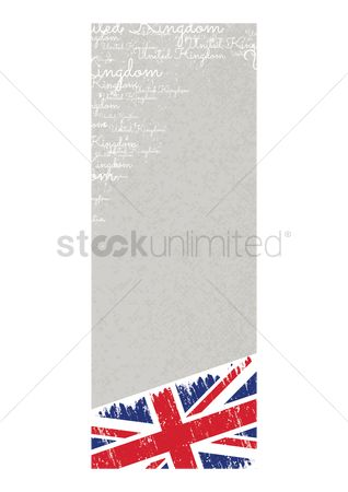 England : United kingdom banner