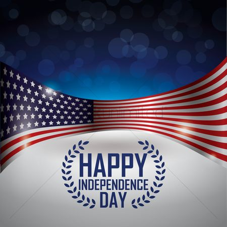 Laurel : Us independence day