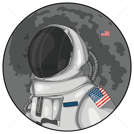 Achievements : Usa astronaut