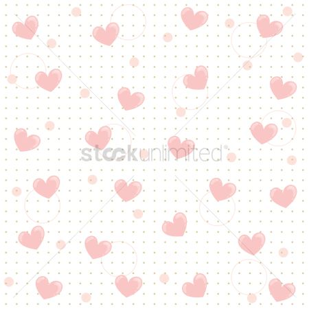 Romance : Valentine s day background