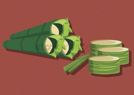 Free Lemang Stock Vectors | StockUnlimited