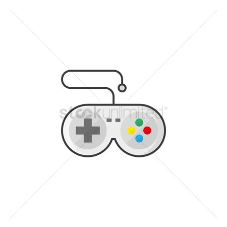 Pad : Video game controller