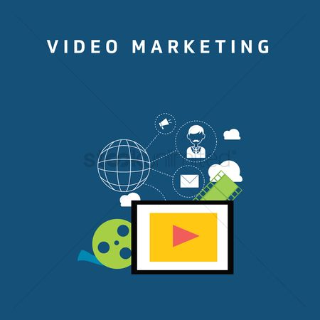 Screens : Video marketing