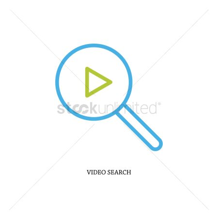 Media play : Video search concept