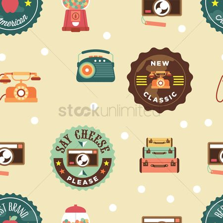 Photography : Vintage background