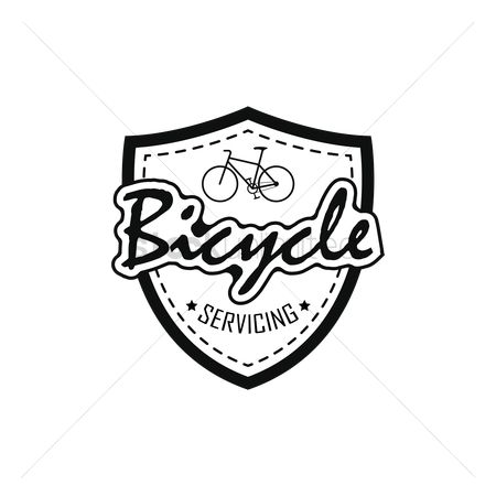 Champions : Vintage bicycle label