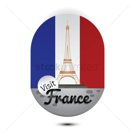 Tricolored : Visit france