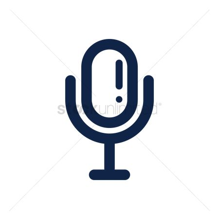 Lightweight : Voice recorder icon