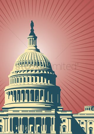 Building : Washington dc poster
