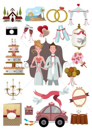 Transport : Wedding articles