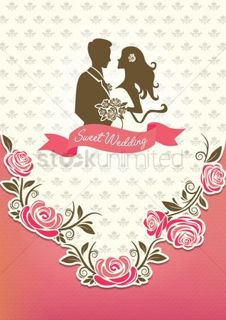 Weddings : Wedding template design