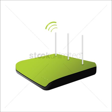 Hardwares : Wifi router