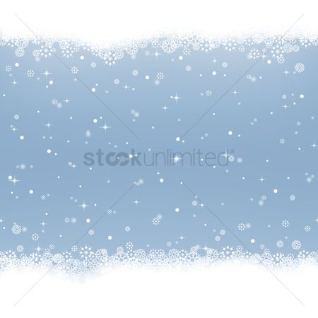 Copy space : Winter wallpaper