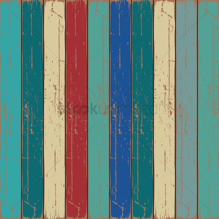 Vintage : Wooden background