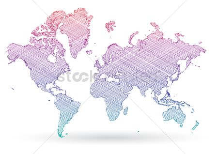 Free map pattern stock vectors stockunlimited 1990365 map pattern world map gumiabroncs Gallery