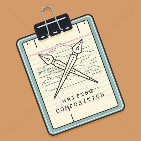 Nib : Writing composition clipboard