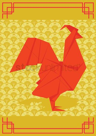 Free Chinese Origami Stock Vectors Stockunlimited