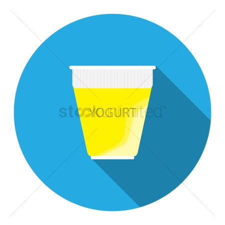 Dairies : Yogurt cup