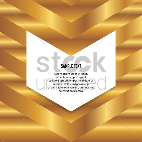 abstract golden background vector graphic