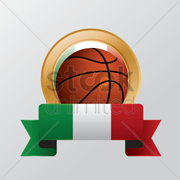 Basketball Vector Image - 1555753 | StockUnlimited