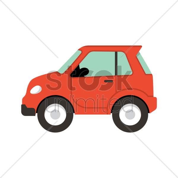 Car Vector Image 2111285 Stockunlimited