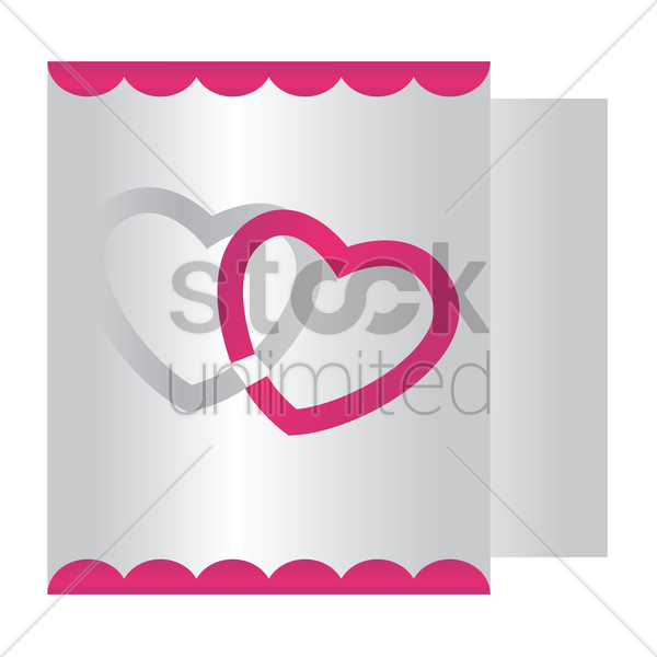Invitation Card Vector Image 1333185 Stockunlimited