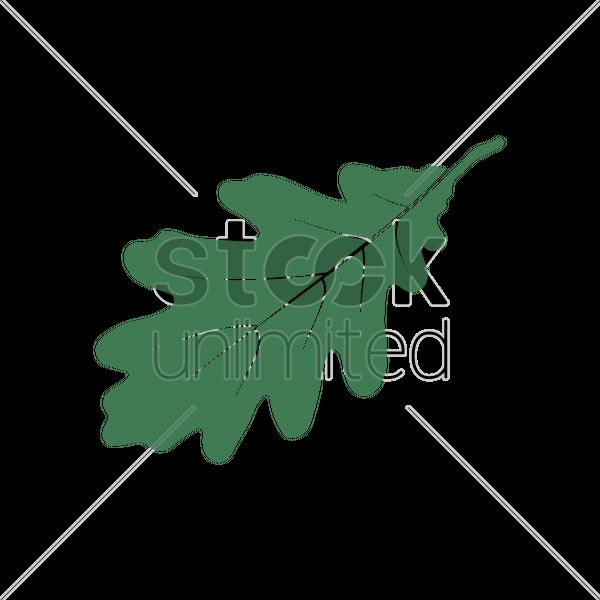 oak leaf vector image 1589101 stockunlimited rh stockunlimited com oak tree leaf vector oak leaf vectorial