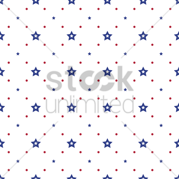 Free star background vector graphic