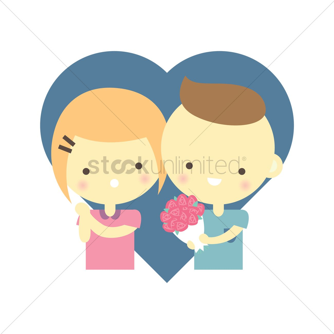 Free a man giving flower bouquet to his girlfriend vector image free a man giving flower bouquet to his girlfriend vector graphic izmirmasajfo