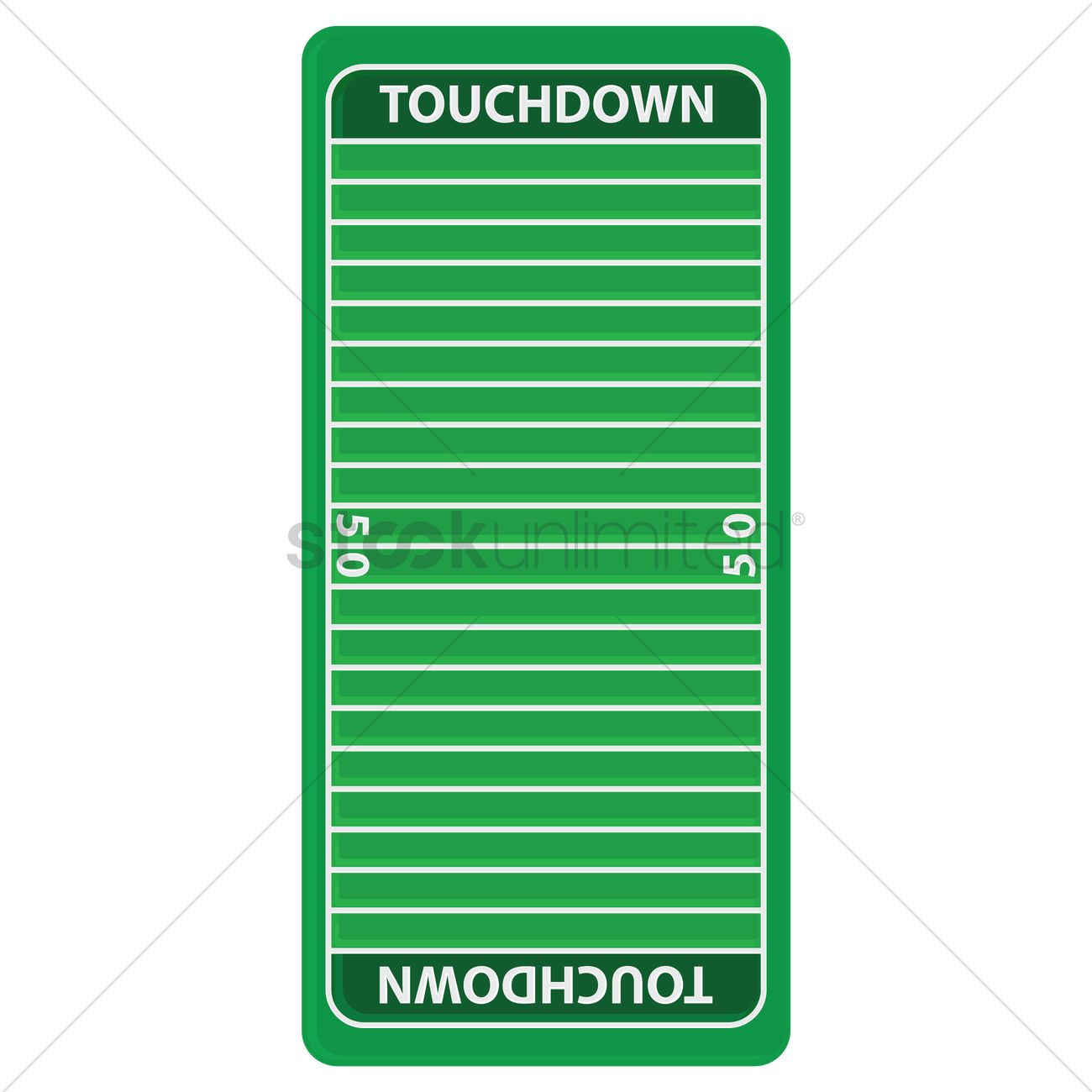 american football field vector image 1485869 stockunlimited rh stockunlimited com football field vector file football field vector free download