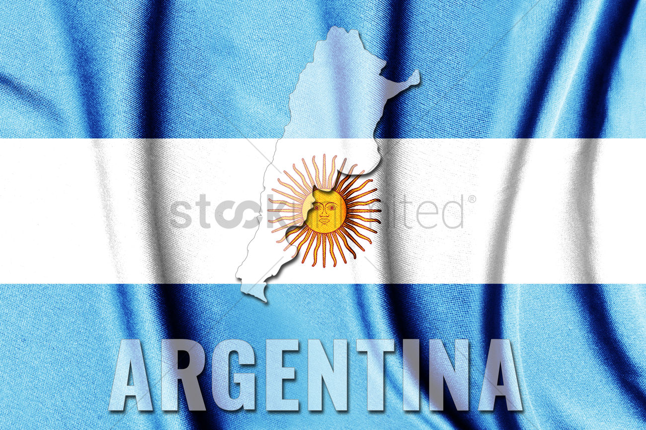 Argentina Flag Design On A Ball Stock Photo 2090049 Stockunlimited