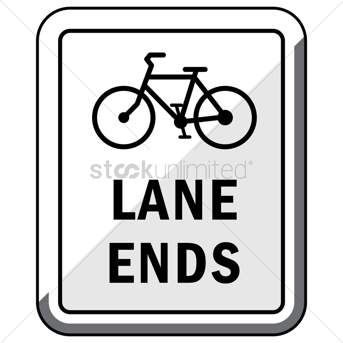 Bike Lane Sign Bicycling And The Best Bike Ideas