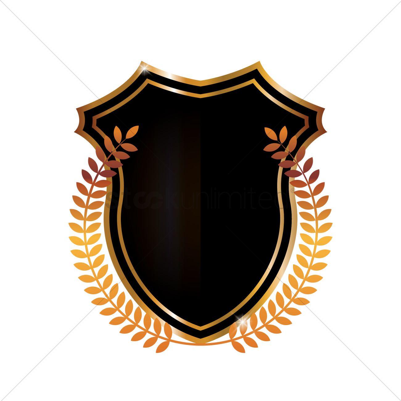 Black shield emblem vector image 1874329 stockunlimited black shield emblem vector graphic buycottarizona Image collections