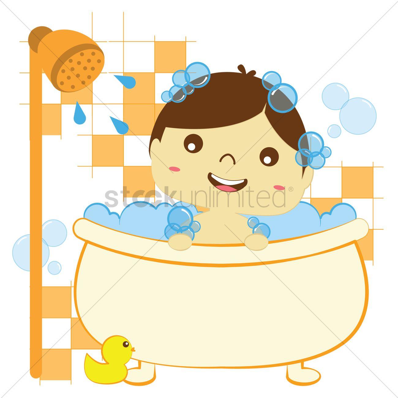 Taking bath pics