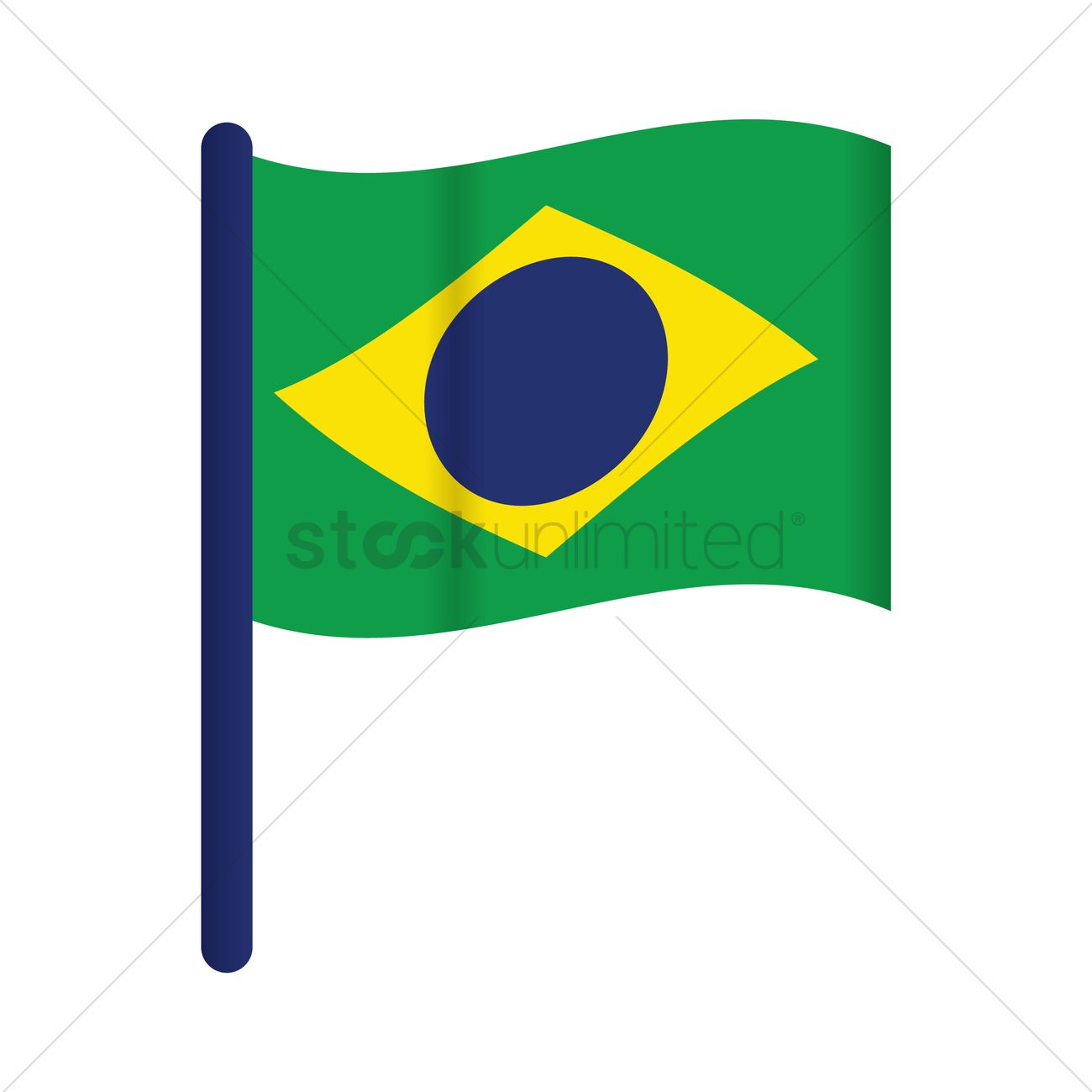 brazil flag vector image 1571721 stockunlimited rh stockunlimited com brazil flag icon vector brazil flag circle vector