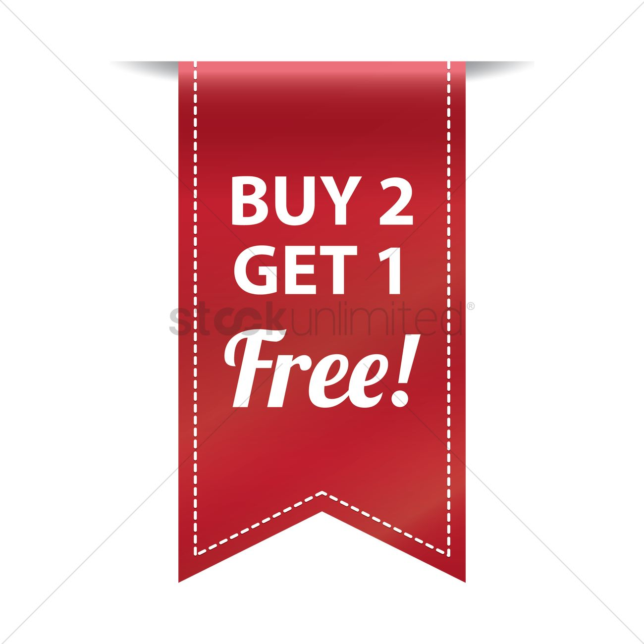 buy two and get one free