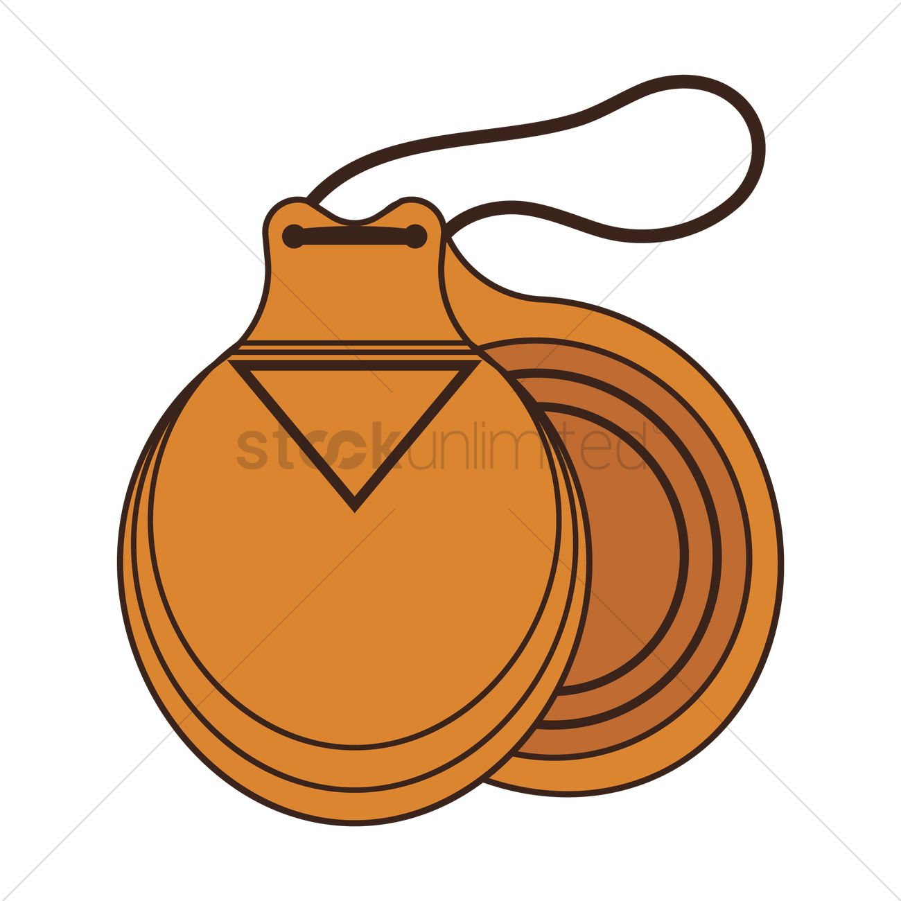 castanets vector image 1564869 stockunlimited