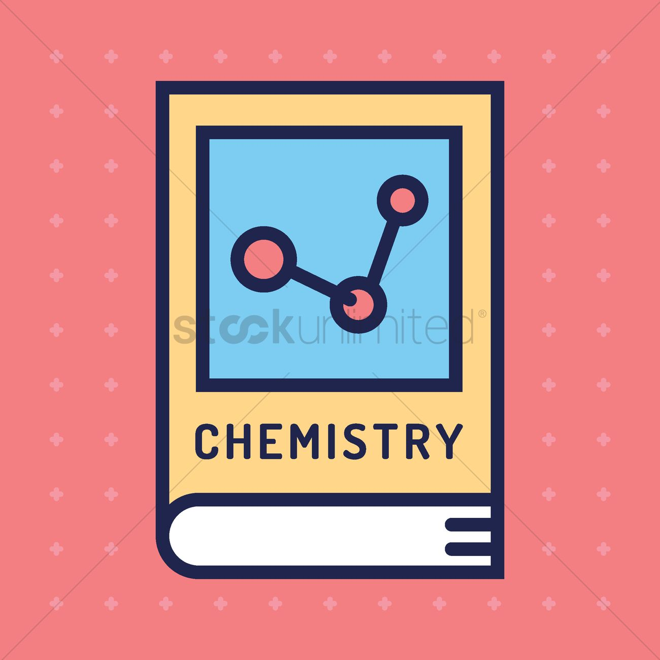 Free Chemistry textbook Vector Image - 1547909 | StockUnlimited