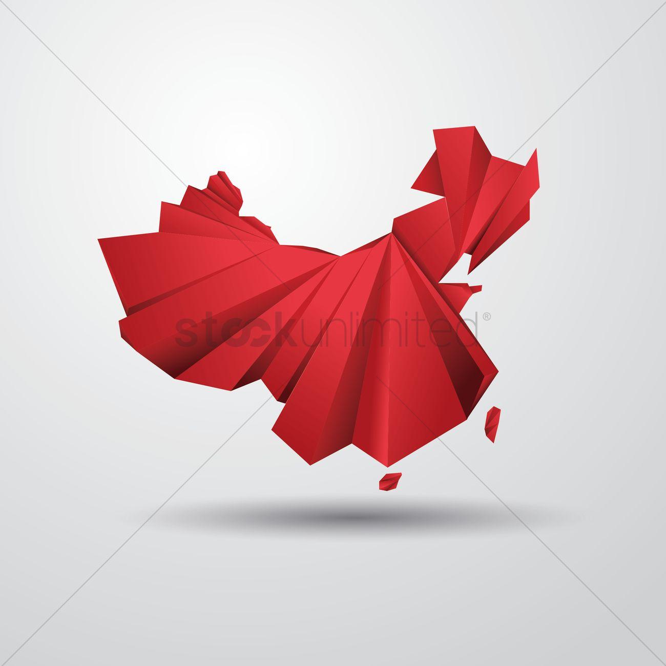 China Map Vector Image 1594449 Stockunlimited