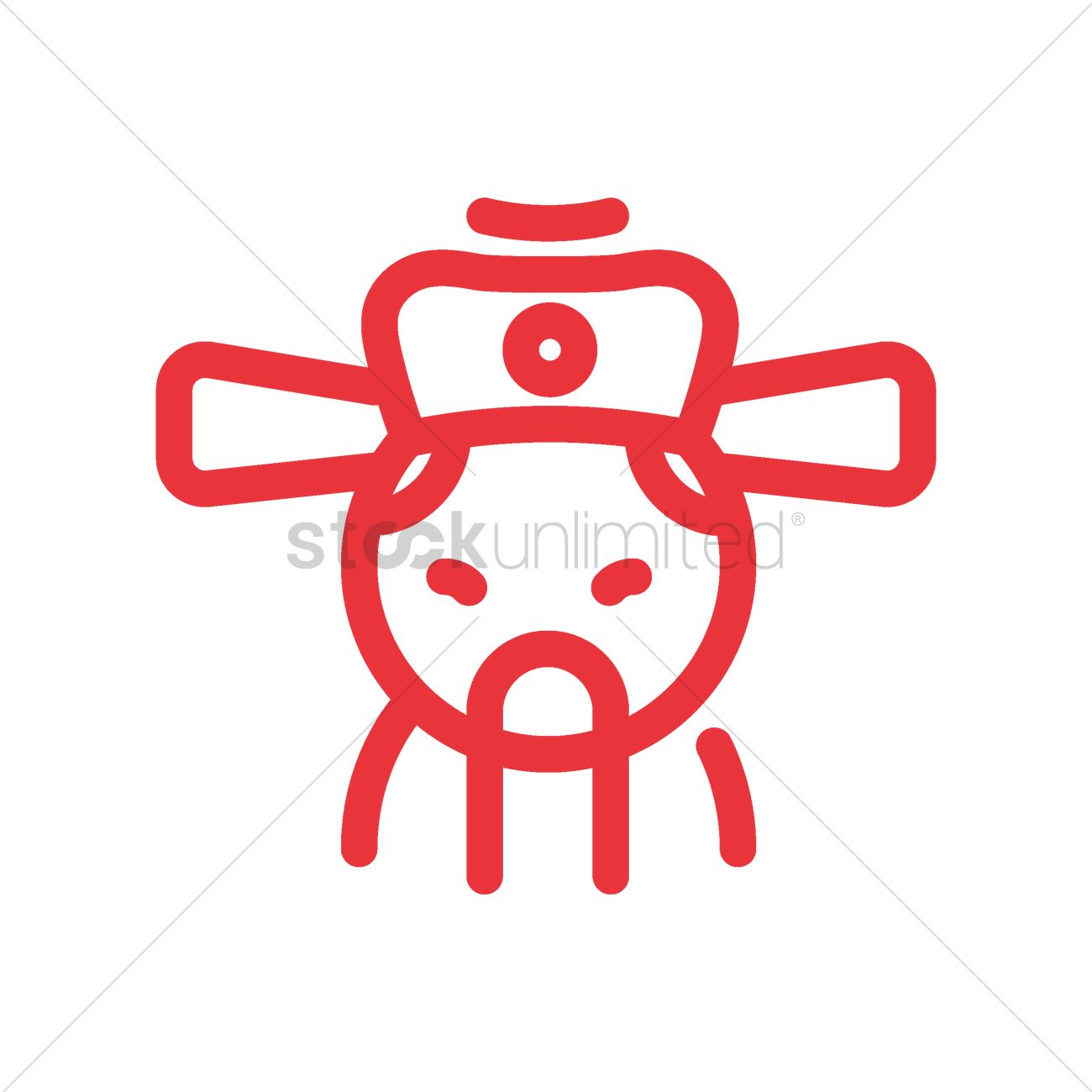 Chinese God Of Prosperity Vector Image 1965701 Stockunlimited