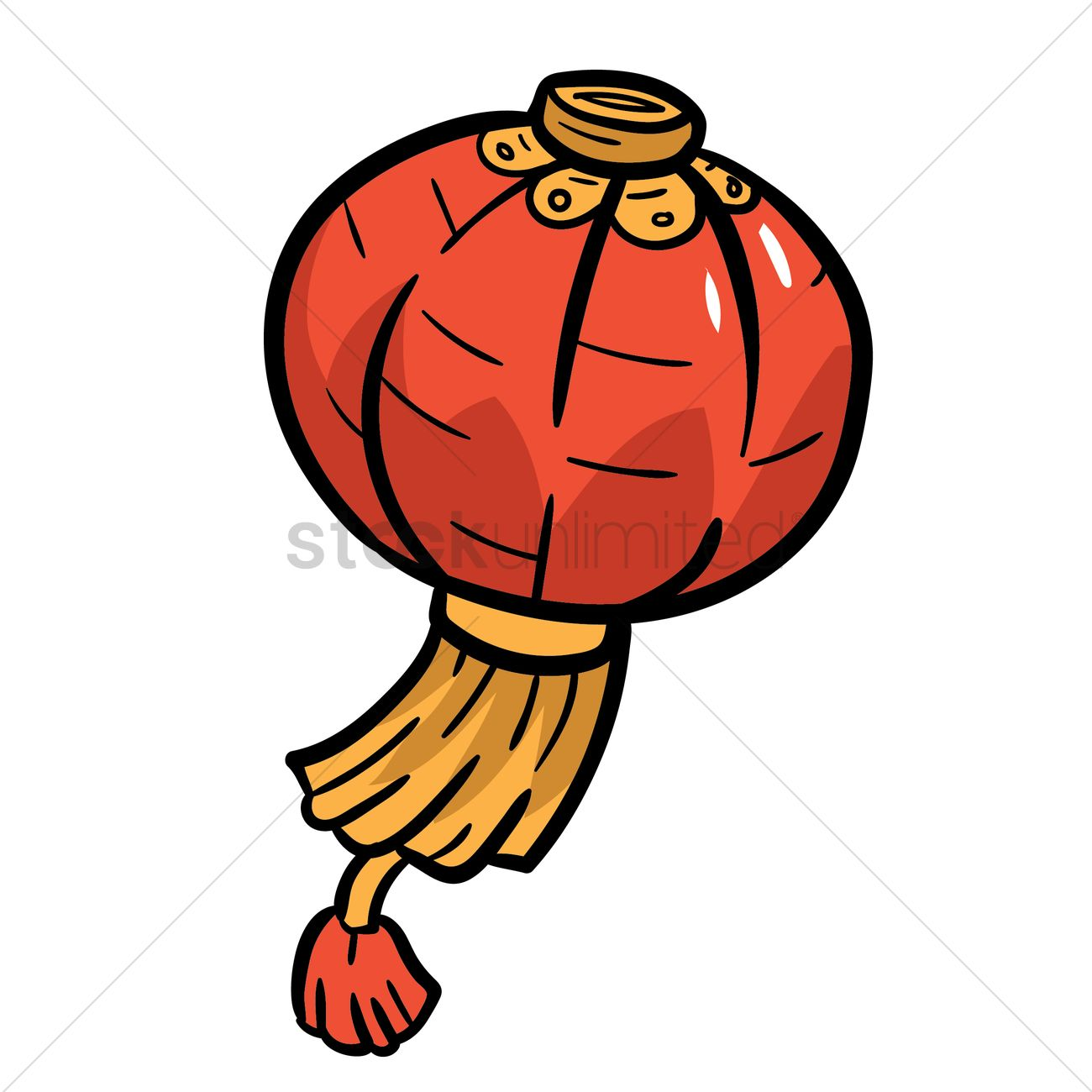 Chinese lantern Vector Image - 1972801   StockUnlimited Chinese Lantern Clipart