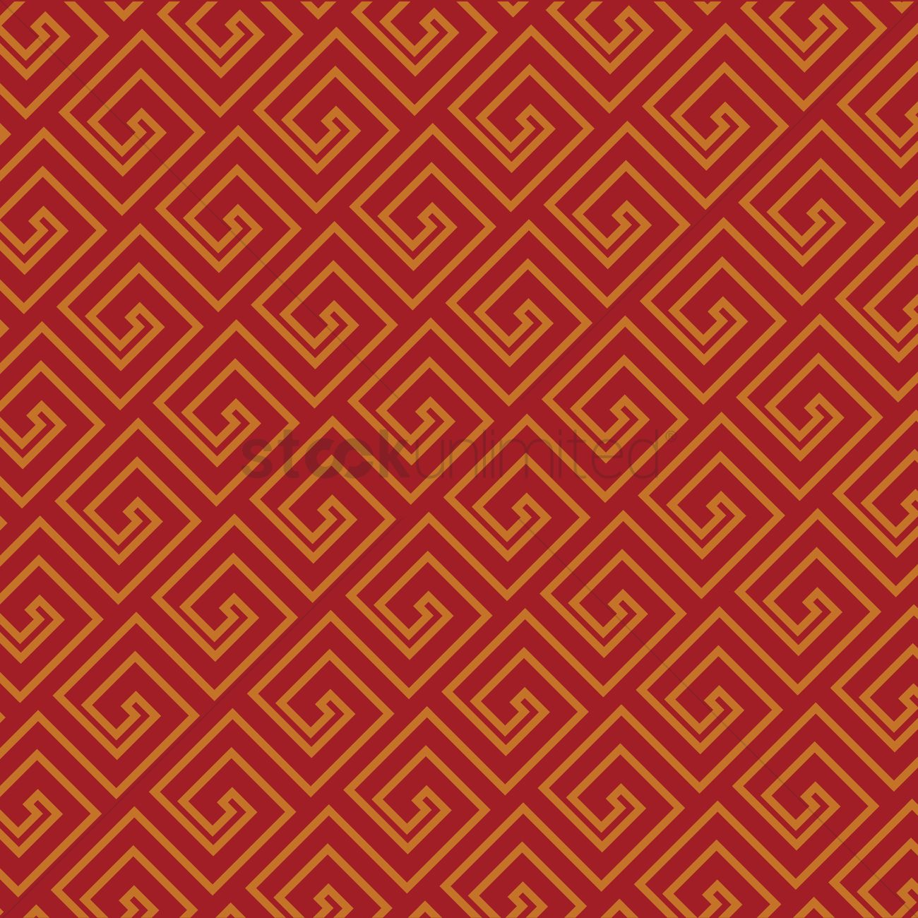 Background image 7945 - Chinese Pattern Background Vector Graphic